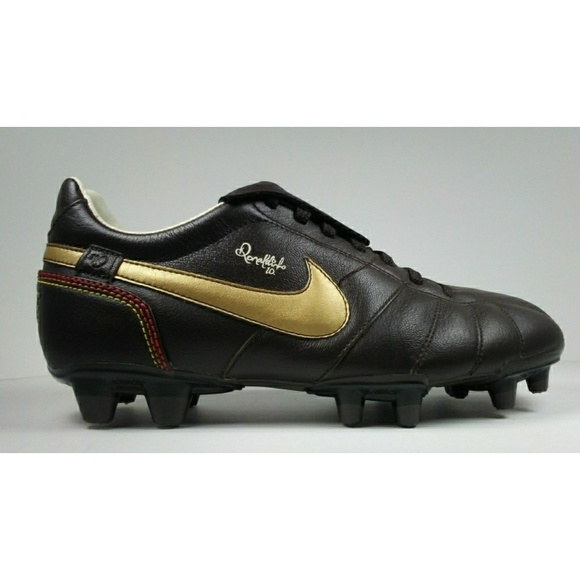 2007 Ronaldinho Nike Tiempo Guri FG Soccer a5b115b9612b9